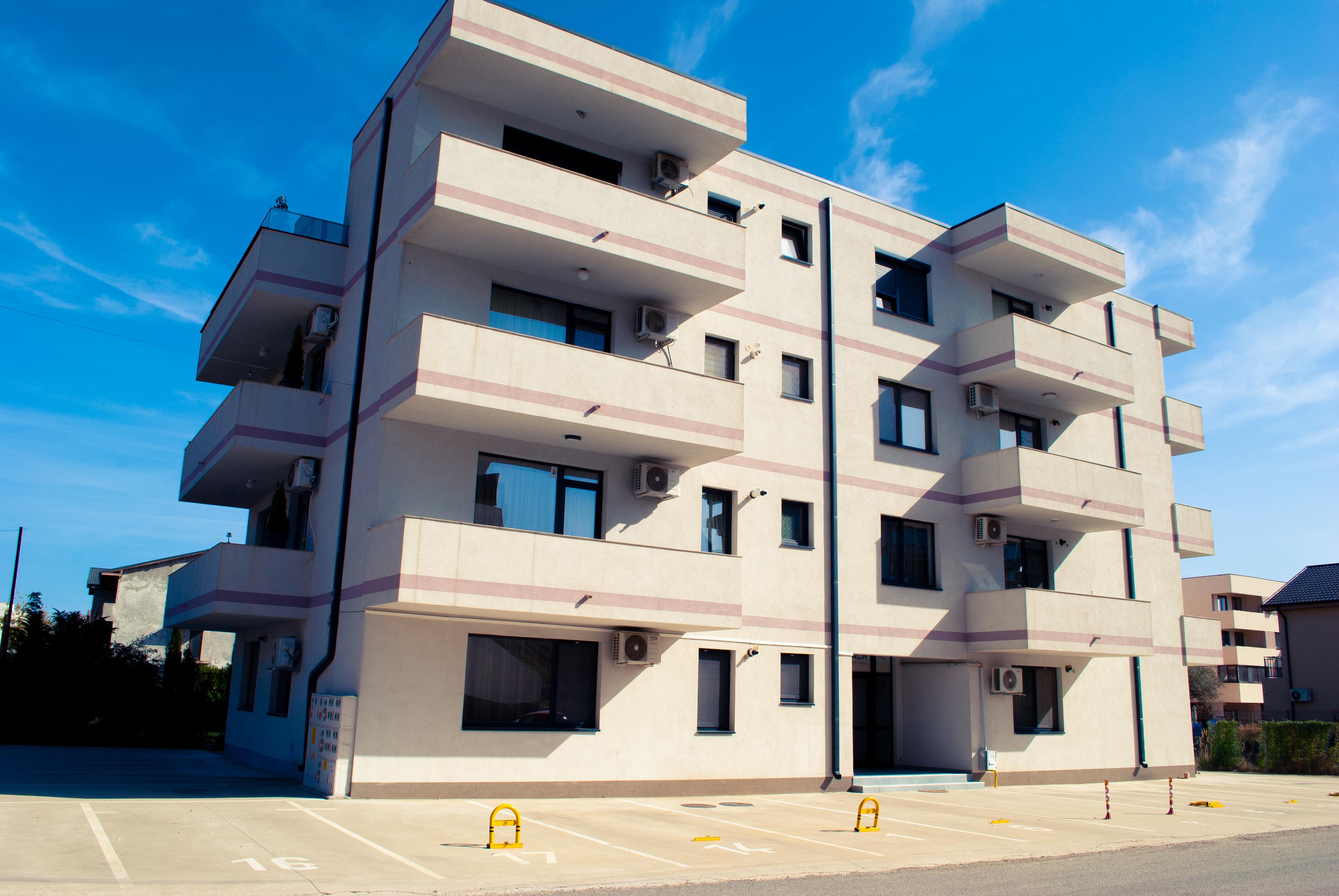 Apartamente, Garsoniere Mamaia Nord